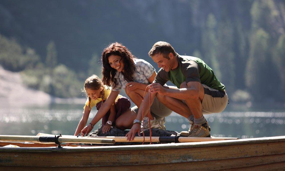 (Wasser-) Sport für Klein und Groß in Südtirol